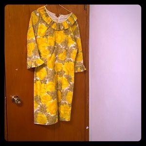 Vintage 1960s - 1970s dress